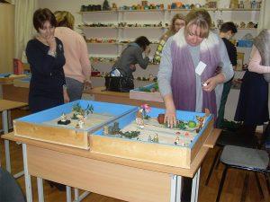 Программа «Песочная терапия: игры и модификации» (15.02.18г.)