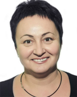 Арестова Ольга Николаевна