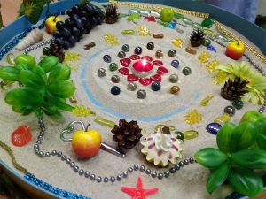 Песочная терапия: игры и модификации