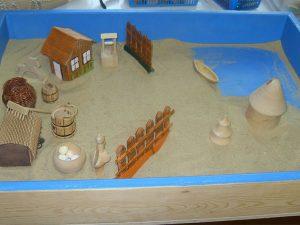 Песочная терапия: игры и модификации (28.03.18г.)