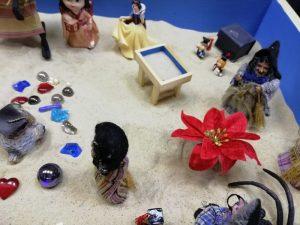 Песочная терапия: игры и модификации — I ступень
