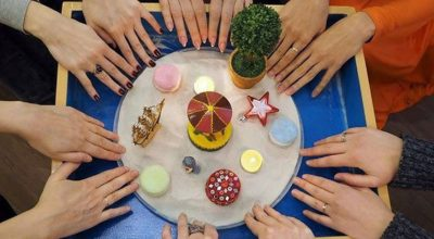 Программа «Песочная терапия – ключи к бессознательному». День (очно)