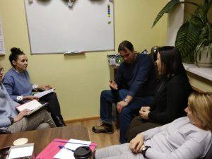 Системное видение современной практики консультирования. Профессиональная идентичность консультанта от «А» до «Я». (03.07.18г.)