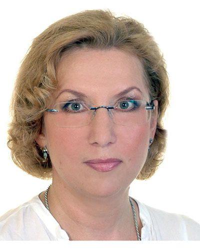 Архарова Янина Болеславовна