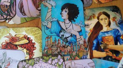 Практический семинар «Три богини и одна женщина. Работа с женской идентичностью с использование метафорических ассоциативных карт»