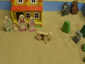 Педагогическая песочница: Диагностика и коррекция
