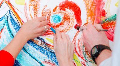 Жизнь на холсте: Рисуночные техники в арт-терапии