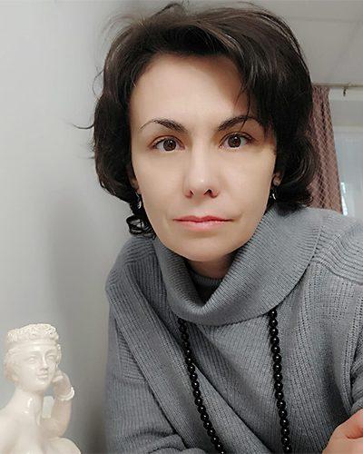 Смовж Марина Валерьевна
