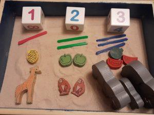 Педагогическая песочница: диагностика, коррекция, терапия